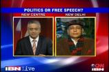 Rushdie video cancellation not a big issue: Singhvi