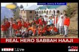 J&K: Sabbah Haaji gives free education in a remote village