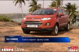 Overdrive: Ford launches SUV EcoSport in India