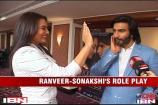 Ranveer is like energizer bunny, says Sonakshi Sinha