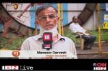 CJ Mansoor fights to reclaim a public park in Mumbai
