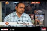 CJ Sanjeev: Sachin is the God for me