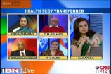 FTP: Health Secretary transferred: Do honest bureaucrats have little chance in the system?