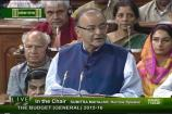 Watch: Finance Minister Arun Jaitley presents Union Budget 2015