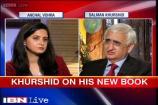 Salman Khurshid talks about his new book 'At Home in India - The Muslim Saga'