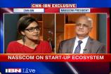 Start-ups are key to growth, says Nasscom president R Chandrasekhar