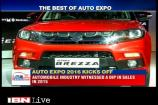 Watch: Auto Expo 2016 kicks off