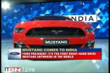 Customers excited about the new Mustang, says Ford India President
