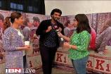 Can't help out in the kitchen, I can only eat: Arjun Kapoor talks about upcoming film 'Ki and Ka'