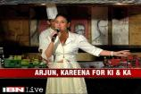 e Lounge: Kareena, Arjun celebrate International Women's Day