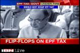 After outrage on EPF tax, government open to review