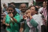 Celebrations Begin At Mamata's Residence As TMC Receives Brute Majority