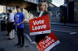 Vote on Britain Staying or Leaving EU Too Close to Call: Polls