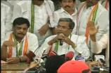 After Cabinet Reshuffle, Karnataka Congress Divided