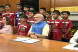 PM Unveils India's Multi-Sport Talent Hunt Programme