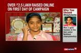 Watch: Ashmita, Champion in Making Talks to CNN-News18