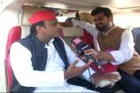 UP Will Choose SP-Congress: Akhilesh Yadav