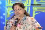 Rising Rajasthan: 'Nationalism is in Everyone's Blood,' Says Vasundhara Raje