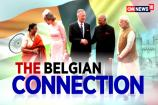 Belgian Royal Couple Arrive On Their 7-Day Maiden Visit To India