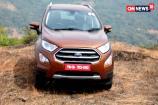 Overdrive: Ford EcoSports Vs Tata Nexon Vs Maruti Suzuki Vitara Brezza