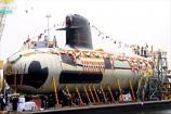 Watch: Made in India Scorpene Submarine Ready to Set Sail