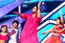 Abhishek Bachchan, Ajay Devgn and Rohit Shetty were seen promoting their film on the show.