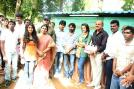 The cast and crew of Tamil film 'Endrendrum Punnagai'.