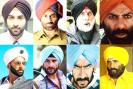 They are often portrayed as wise-cracking buffoons but they are also cinema's bravest men, loyal citizens and fearless soldiers. The sons of sardaars of Bollywood.