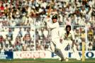 Allan Border began the 1979-80 tour of India with 162 in just under seven hours out of Australia's first innings of 390 during the draw at Chennai. (Getty Images)