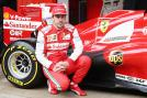 Missing the 2012 title by a whisker against rival Vettel, Ferrari's Fernando Alonso will aim to start off the season on a high. (Getty Images)