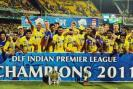 Chennai Super Kings, captained by MS Dhoni, have won the IPL title twice in succession (2010, 2011) and reached the play-offs every season. They were also the first Indian team to win the Champions League Twenty20. (AFP)