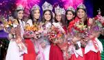 The contestants poured their hearts out to win the crown. Their gruelling training sessions for the event were hidden behind their smiling faces.