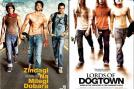 Zindagi Na Milegi Dobara Vs Lords of Dogtown: Take a look at the posters of 'Zindagi Na Milegi Dobara' (2011) and 'Lords of Dogtown' (2005) and you wouldn't be able to draw much difference. Both the posters look the same that you would be wondering who is the hero of which film. The first film had Hrithk Roshan, Farhan Akhtar and Abhay Deol in prominent roles while the second featured Heath Ledger, Emile Hirsch and Victor Rasuk in the lead roles.
