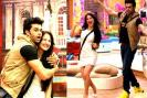 Manish Paul was excited and elated on meeting 'Mickey Virus' co-star Elli Avram in Bigg Boss house. While Manish appreciated her efforts in the film, Salman Khan seemed interested in doing films with her.