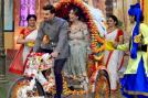 Newly weds Bipasha Basu and Karan Singh Grover came on the sets of 'The Kapil Sharma Show' recently.