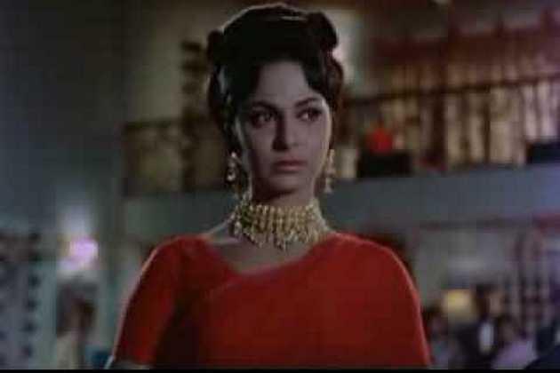 Waheeda Rehman in a scene