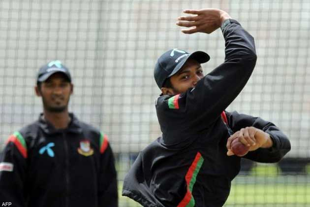 B'desh seek to build on first Test fight