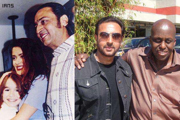 Gulshan Grover cast opposite Salma Hayek in Hollywood ...  Gulshan