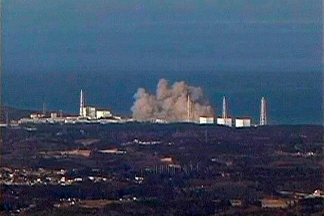 Nuclear Energy Power Plant Nuclear Power Plant Explosion