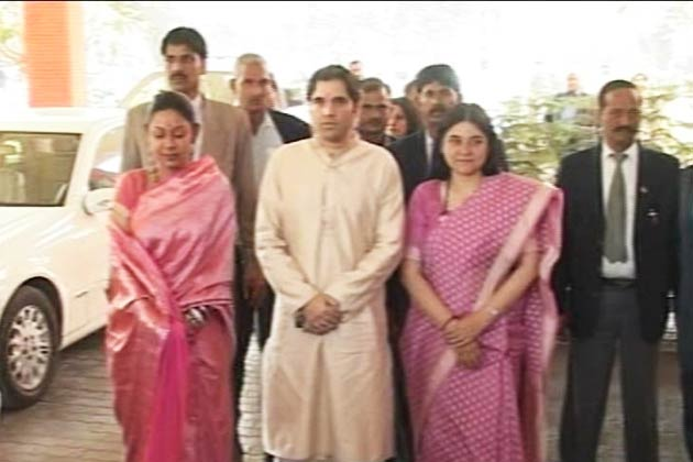 Varun gandhi wedding