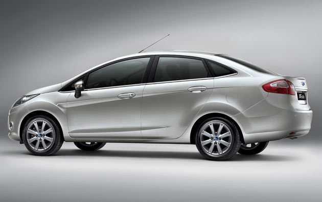 & Ford launches the all new Fiesta sedan markmcfarlin.com