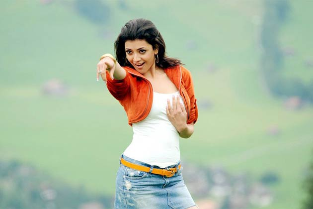 Telugu actress Kajal Aggarwal makes a splash with 'Singham'
