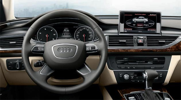 Pics Audi launches the new A6 in India