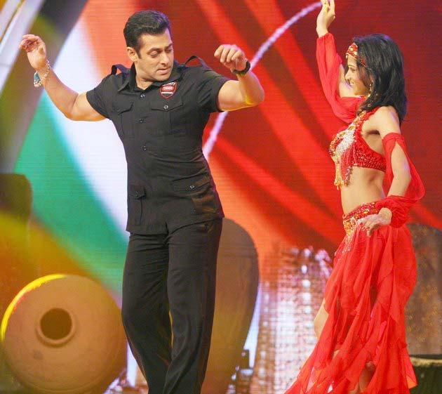 Salman, Dharmendra bond on India's Got Talent