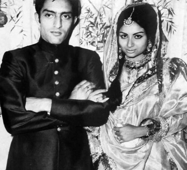 Tiger Pataudi and Sharmila Tagore: Prince and the showgirl