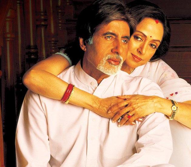 Image result for Karwa Chauth scene in film Baghban