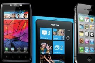 V Nokia Liumer Android