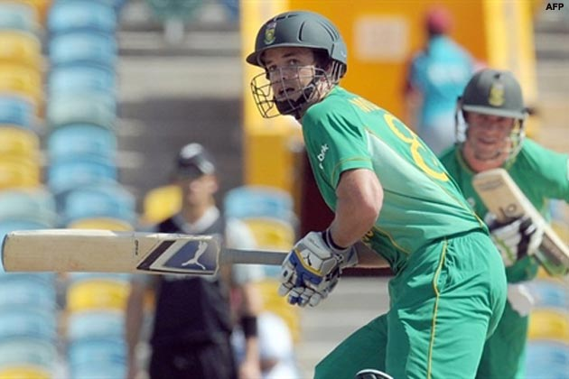 Albie Morkel recalled for SL ODIs