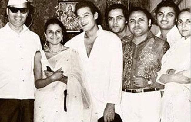 In pics: Bollywood's Mukherjee-Samarth family tree