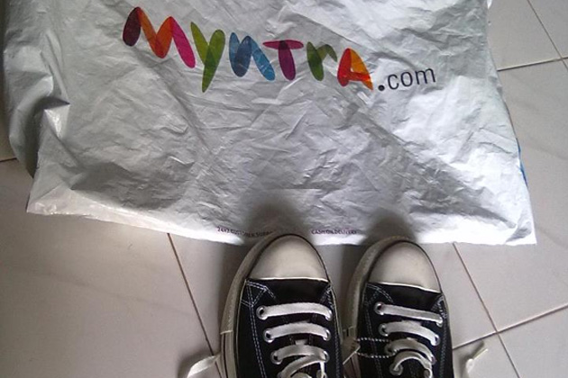 Myntra.com is an Indian online shopping retailer of fashion and casual lifestyle products, headquartered in Bangalore. Myntra has tied up with top fashion